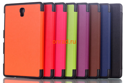 Чехол fashion case для планшетов Samsing (фото, вид 1)