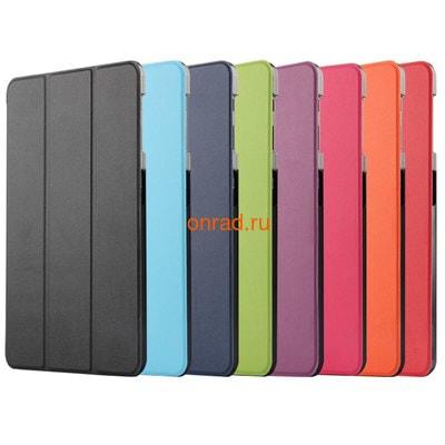 Чехол smart cover для планшетов Samsung (фото, вид 1)