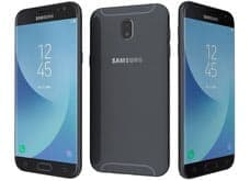 Смартфон Samsung Galaxy J5 (2017) 32GB Black
