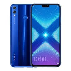 Смартфон Honor 8X 4/128GB Blue