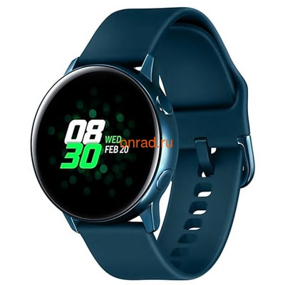 Часы Samsung Galaxy Watch Active Green