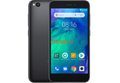 Смартфон Redmi Go 1/16GB Black