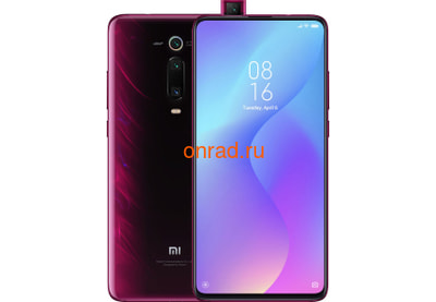 Смартфон Xiaomi Mi 9T 6/64GB Flame Red