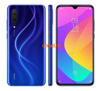 Смартфон Xiaomi Mi 9 Lite 6/64GB Blue