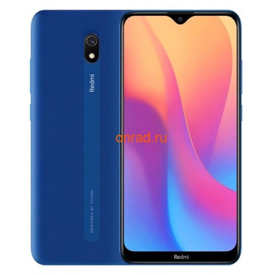 Смартфон Xiaomi Redmi 8A 3/32GB Blue