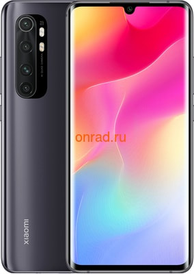 Смартфон Xiaomi Mi Note 10 Lite 6/64GB Black Global Version