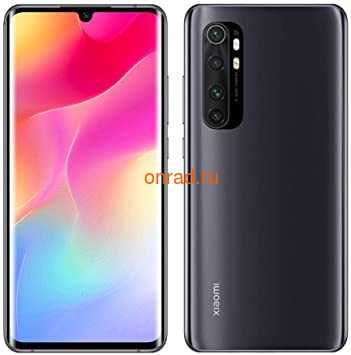Смартфон Xiaomi Mi Note 10 Lite 8/128GB Black