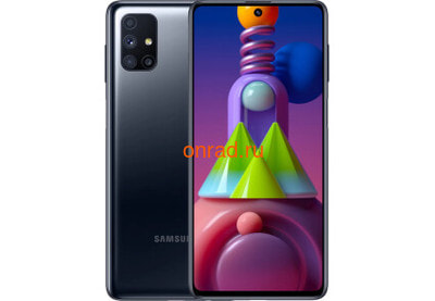 Смартфон Samsung Galaxy M51 6/128Gb Black