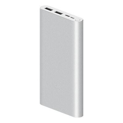 Внешний аккумулятор Xiaomi Mi 18W Fast Charge Power Bank 3 10000 mAh PLM13ZM (серый)