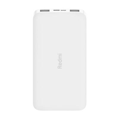 Внешний аккумулятор Xiaomi Redmi Power Bank Fast Charge 20000mAh PB200LZM (белый)