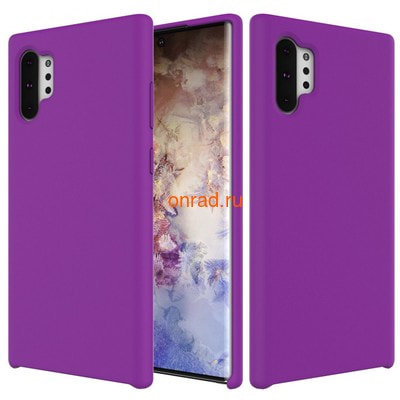 Накладка silicone cover для Samsung (фото)