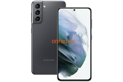 Смартфон Samsung Galaxy S21 5G 8/256GB Phantom Grey
