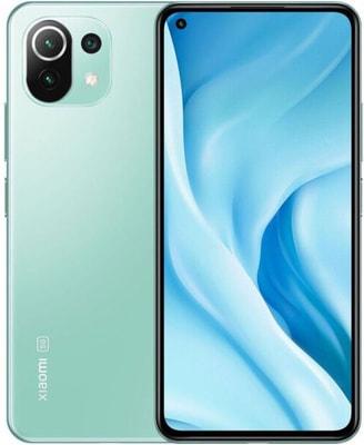 Смартфон Xiaomi Mi 11 Lite 5G 6/128Gb (NFC) Mint Green