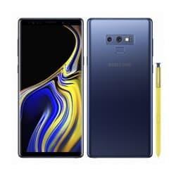 Сотовый телефон Samsung Galaxy Note 9 512GB Ocean Blue