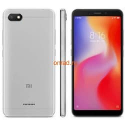 Смартфон Xiaomi Redmi 6A 3/32GB Grey