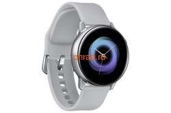 Часы Samsung Galaxy Watch Active Silver