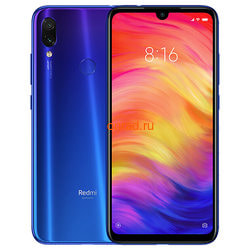 Смартфон Redmi Note 7 4/128GB Blue