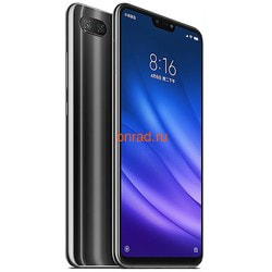 Xiaomi Mi8 Lite 4/128Gb Midnight Black