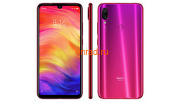 Смартфон Xiaomi Redmi Note 7 6/64GB Red