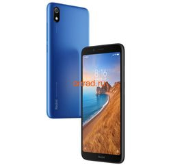Смартфон Xiaomi Redmi 7A 2/16GB Blue
