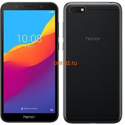 Смартфон Honor 7S 16Gb Black