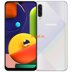 Смартфон Samsung Galaxy A50s 6/128GB White