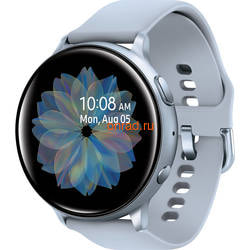 Часы Samsung Galaxy Watch Active2 алюминий 44 мм Cloud Silver