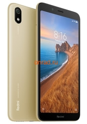 Смартфон Xiaomi Redmi 7A 3/32GB Gold
