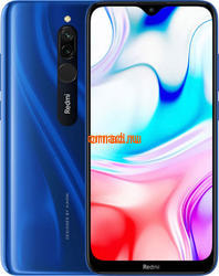 Смартфон Xiaomi Redmi 8 4/64GB Blue