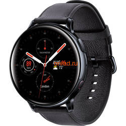 Часы Samsung Galaxy Watch Active2 cталь 40 мм Black