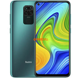 Смартфон Xiaomi Redmi Note 9 3/64GB Green