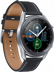 Часы Samsung Galaxy Watch3 45 мм Silver