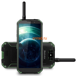 Смартфон Blackview BV9500 Pro Green