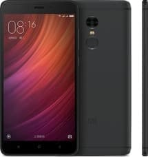 Смартфон Xiaomi Redmi Note 4X 32Gb+3Gb Black