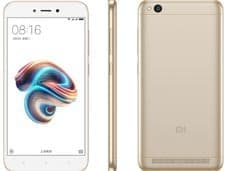 Смартфон Xiaomi Redmi 5A 16Gb Gold