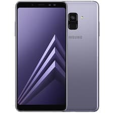 Смартфон Samsung Galaxy A8+ SM-A730F/DS 64Gb Orchid Gray