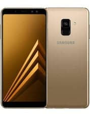 Смартфон Samsung Galaxy A8+ SM-A730F/DS 64Gb Gold