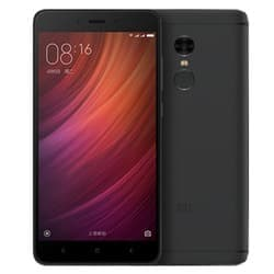 Смартфон Xiaomi Redmi Note 4 32Gb+3Gb Black (Snapdragon 625)