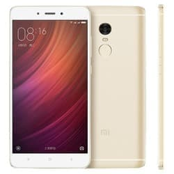 Смартфон Xiaomi Redmi Note 4X 64Gb+4Gb Gold