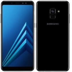 Смартфон Samsung Galaxy A8 (2018) 32GB Black